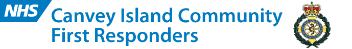 Canvey Island Community First Responders Logo